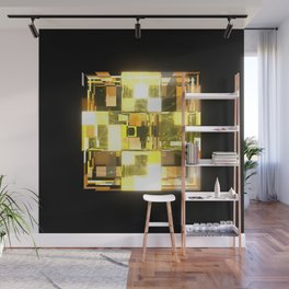 My Cubed Mind: Frame 019 Wall Mural