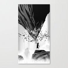 Parker's Quest Canvas Print