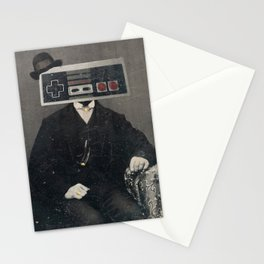 Faces of the Past: Controller Stationery Cards
