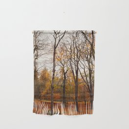 Autumn Forest Wall Hanging