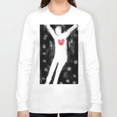 leap of faith Long Sleeve T-shirt