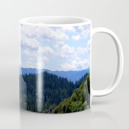 A Beautiful Day in the Mountains... Coffee Mug
