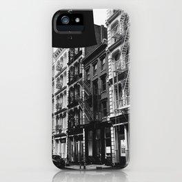New York City Street iPhone Case