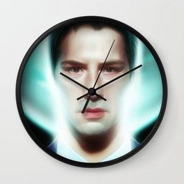 Not your planet Wall Clock