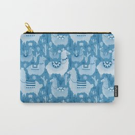 Alpacas and cacti Carry-All Pouch