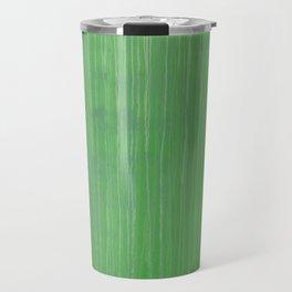 Mean Green Boxcar Detail Metal Rivets  Travel Mug