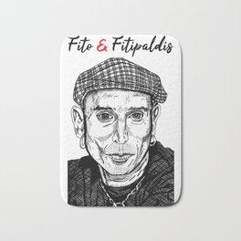 Fito y Fitipaldis Bath Mat