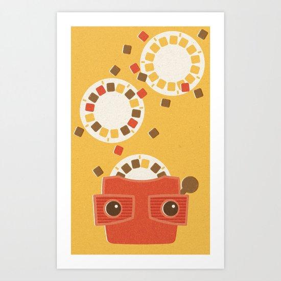 Ephemera - Part I Art Print