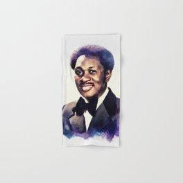 Freddy Cole, Music Legend Hand & Bath Towel