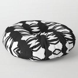 the slinky effect Floor Pillow