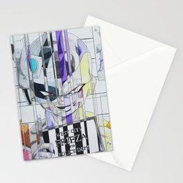 Lord Frieza's Mugshot Stationery Cards