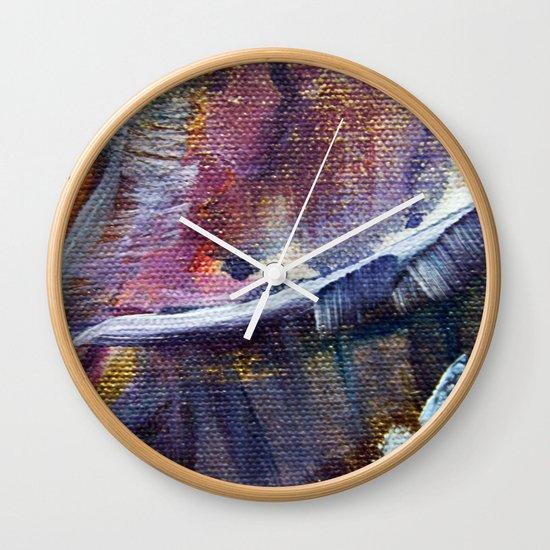 Stormy Sea 2 Wall Clock