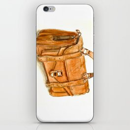 Brown Bag iPhone Skin