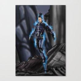 Biotic God Canvas Print