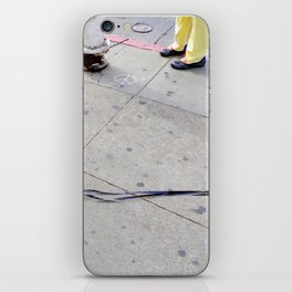 Caught On Tape iPhone Skin