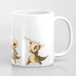 Cubones and Marowak Coffee Mug