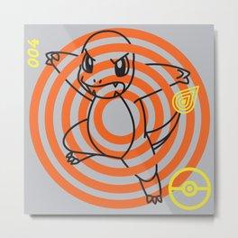 C-004 Metal Print