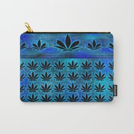 Indigo Indica Carry-All Pouch