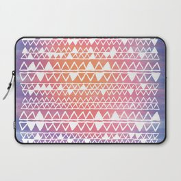 Sunset tribal Laptop Sleeve