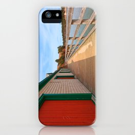 Basin Head Beach Boardwalk iPhone Case