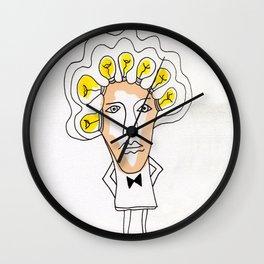 Homo idea Wall Clock
