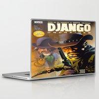 django Laptop & iPad Skins featuring Django by Don Kuing