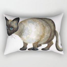 I am Siamese Rectangular Pillow