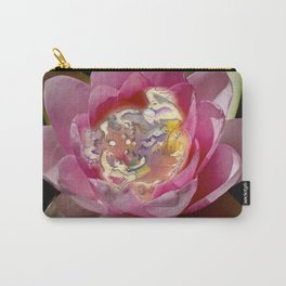 Fairy Lily Carry-All Pouch