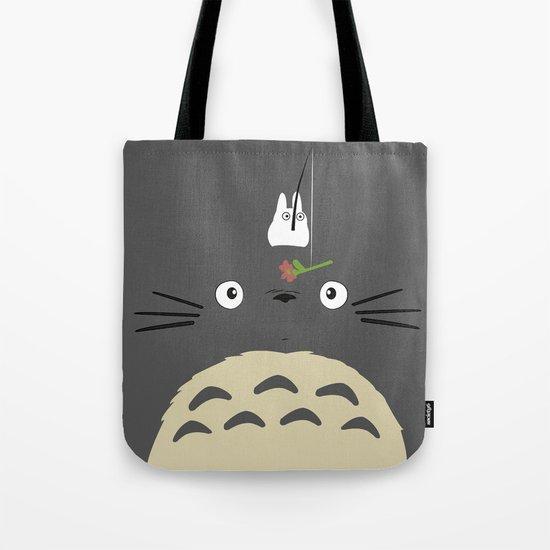Cute Totoro Tote Bag