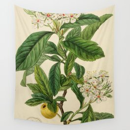 Edwards' botanical register 1836 Wall Tapestry