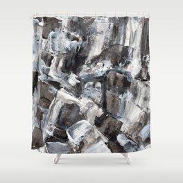 Winter Shore Shower Curtain
