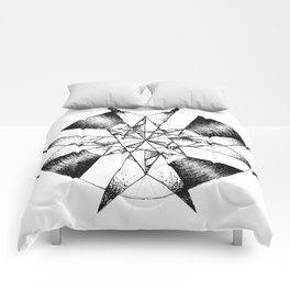 Crystalline Compass Comforters