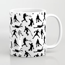 Baseball Players Coffee Mug