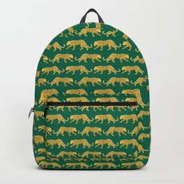 The New Animal Print - Emerald Backpack