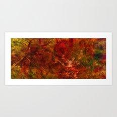 Disasoia Art Print