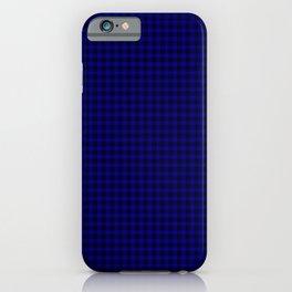MacKay Tartan iPhone Case