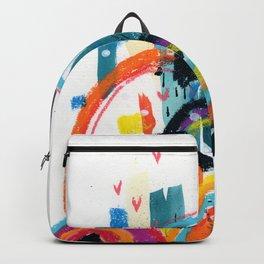 RAINBOW City Backpack