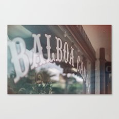 Balboa Candy Canvas Print