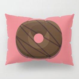 1DONUT - Chocolate Indulgence Pillow Sham