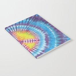 Peace Tie Dye Notebook