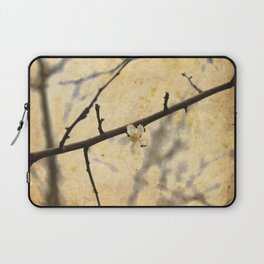 Lonely Flower Laptop Sleeve