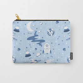 The Milky Milky Way - Space Carry-All Pouch