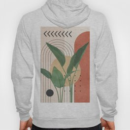 Nature Geometry V Hoody