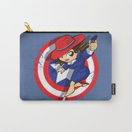 Peggy Carter Carry-All Pouch