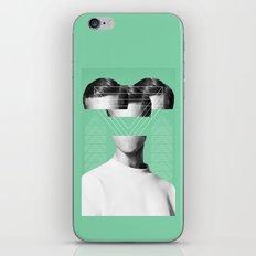 MAN #2 iPhone & iPod Skin