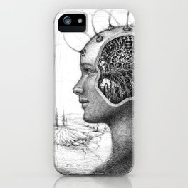 Android-Mind 2014-01-20 iPhone Case