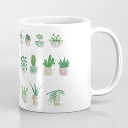 Tiny garden Coffee Mug
