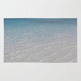 Bahamian Sandy Cay Rug