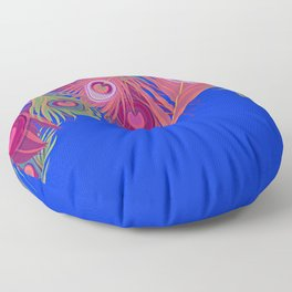Maximal Feathers Floor Pillow
