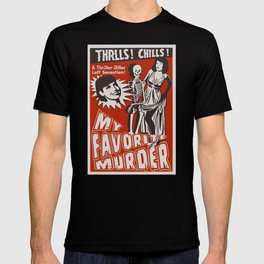 THRLLS AND CHILLS T-shirt